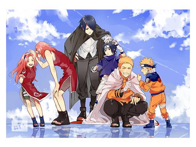 купить бу Аниме Наруто Ураганные хроники Anime Naruto Shippuuden dvd Boruto Боруто в Киеве