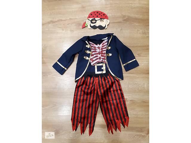 бу Карнавальный костюм пирата для детей разного возраста  в Одесі