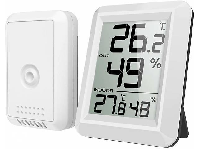 Метеостанция беспроводная для дома и теплиц