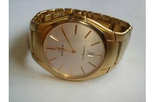 б/у мужские наручные часы Edox