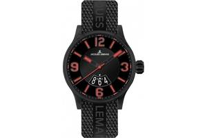 Нові чоловічі наручні годинники Jacques Lemans