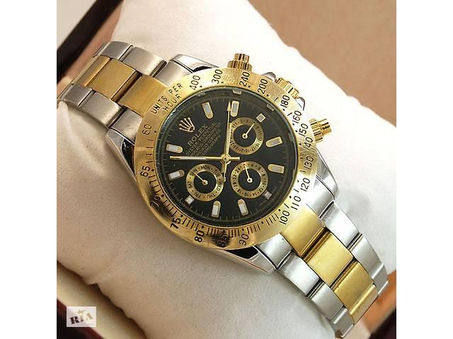Часы Rolex Daytona Gold - Годинники в Києві на RIA.com 2af89237533fa