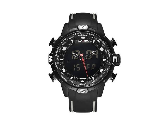 купить бу Часы Weide All Black WH6310B-1C (WH6310B-1C) в Киеве