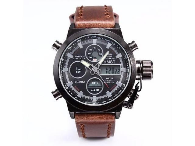 Кварцові електронні годинники AMST - Годинники в Вінниці на RIA.com 234a3b6cc2893