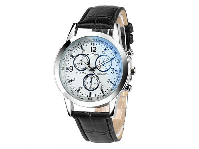 купить бу Мужские часы Malloom 9823 в Чернігові