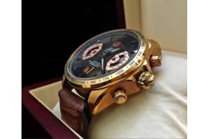 Нові чоловічі наручні годинники Tag Heuer