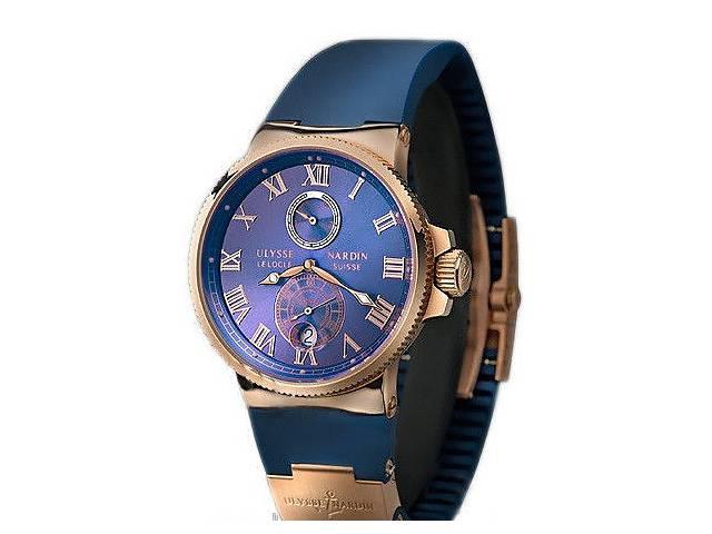 Мужские часы Ulysse nardin  силиконовый ремешок Art. cloc-56819369- объявление о продаже  в Киеве
