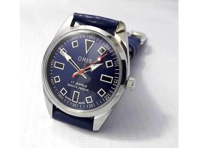 2c1a2140a995 Мужские механические винтажные часы Oris швейцарские 70s.05 38 мм-  объявление о продаже в