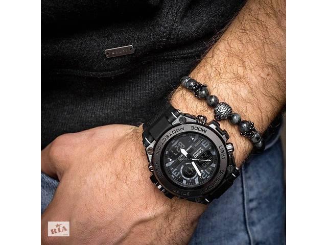 бу Мужские спортивные часы Casio G-Shock G-Steel Black копия в Харькове