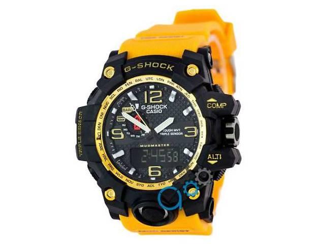 Чоловічі спортивні годинник Casio G-Shock GWG-1000 - Годинники в ... e24c10e45e3f6