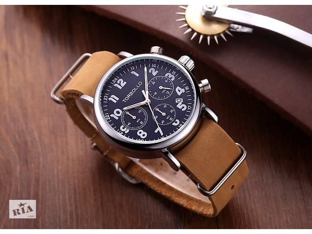 продам Мужские Женские наручные кварцевые часы Torbollo Vintage. Гарантия 1  Год. бу в 9c3c98bf64f48