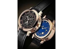 Нові чоловічі наручні годинники Patek Philippe