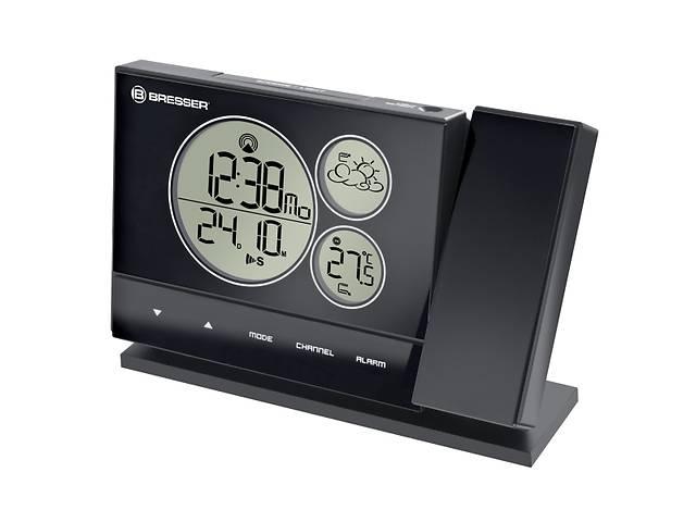 купить бу Проекционные часы Bresser BF-PRO black в Харкові