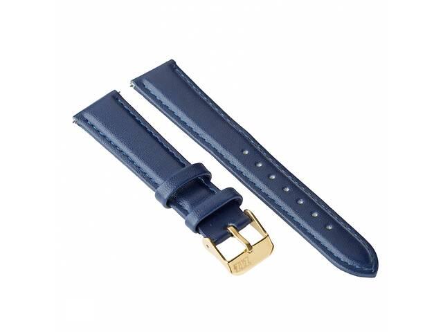 Ремешок для часов Ziz ночная синь, золото SKL22-142904- объявление о продаже  в Харькове
