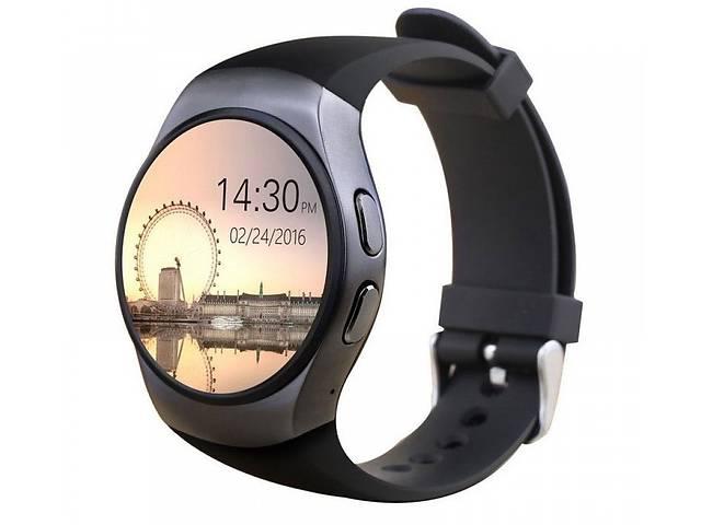 купить бу Смарт-часы Smart Watch F13 Black (KW18) в Киеве