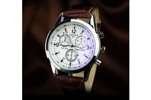 Нові чоловічі наручні годинники Добавить фото. Мужские наручные часы Yazole  Белый. Дніпро (Дніпропетровськ) 1c41086e701a0