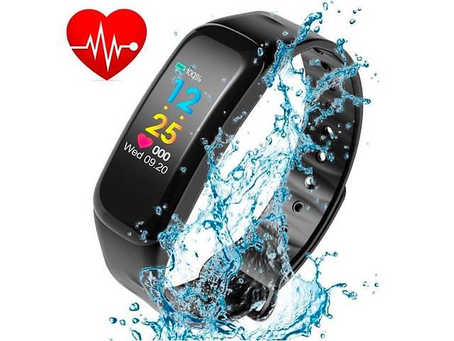 UWatch Розумні годинник Smart Maxi Water з пульсометром- объявление о продаже  в Києві
