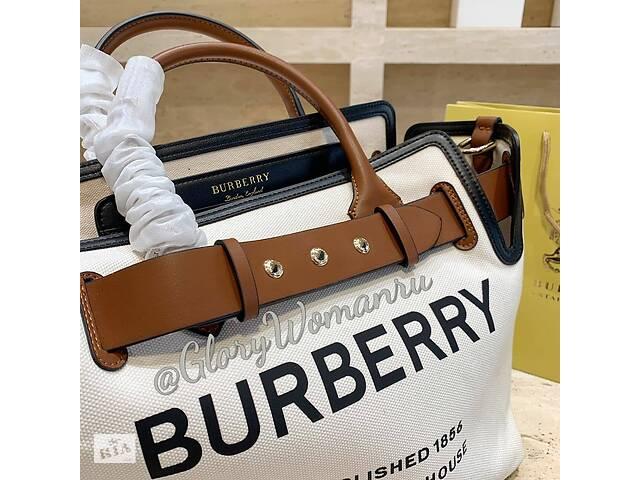 купить бу Берберри сумка тоут Belt среднего размера в Киеве