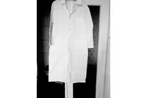 Белые халаты для различных сфер медицины, пчеловодства и проч.....