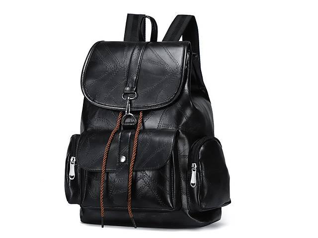 продам Большой черный городской рюкзак бу в Хмельницком