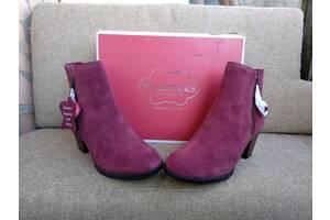 Ботильоны Skechers. Женские ботинки. Эксклюзив из США.