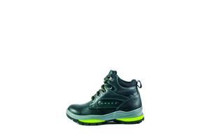 Ботинки зимние детские MIDA 44033-3Ш черные (32)