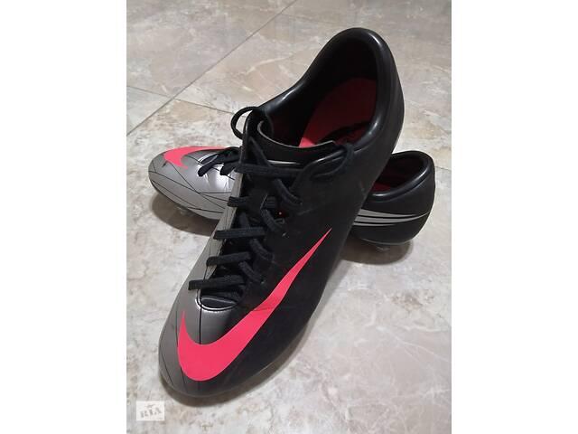 Бутсы Nike 42,5р.- объявление о продаже  в Киеве