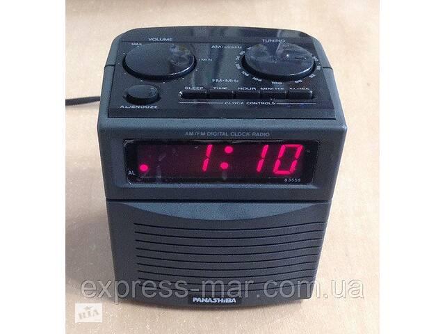 Часы электронные Panashiba 83558 AM/FM Radio 49- объявление о продаже  в Харькове