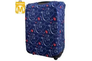 Чехол для чемодана ETERNO Чехол для чемодана, размер M, ETERNO VT-48462M