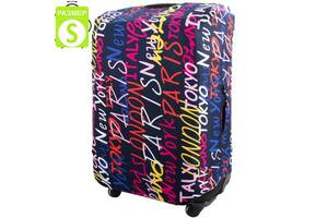 Чехол для чемодана ETERNO Чехол для чемодана, размер S, ETERNO VT-46618S