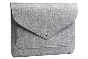 Чехол для ноутбука Gmakin для MacBook Pro 13'' Grey (GM07-13New)
