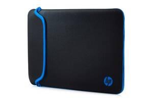 "Чехол для ноутбука HP 14"" Chroma Sleeve Blk/Blue (V5C27AA)"