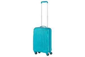 Валіза CarryOn Wave (S) Turquoise (927163)