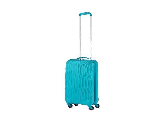 Чемодан CarryOn Wave (S) Turquoise (927163)- объявление о продаже  в Харькове
