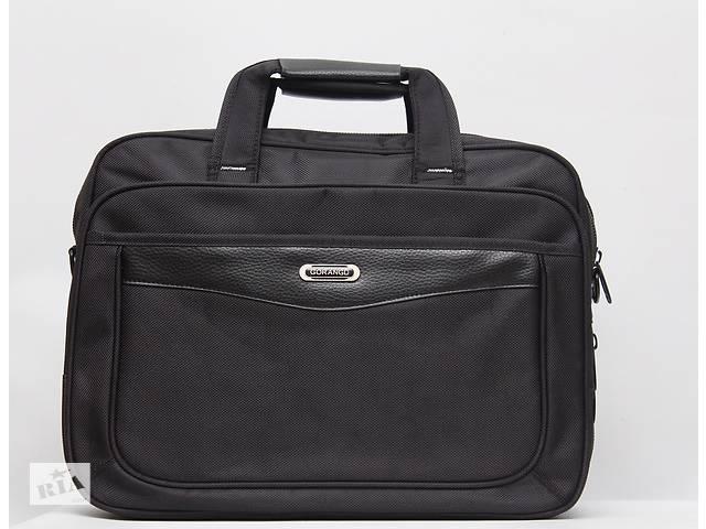 бу Чоловіча сумка / портфель в руку і через плече з відділом для ноутбука Мужская сумка под ноутбук в Дубно