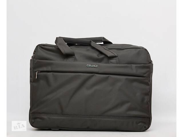 купить бу Чоловіча сумка з віддлом для ноутбука на дві ручки і через плече Gorangd в Киеве