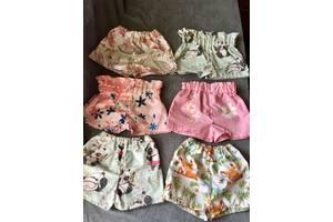 Детские летние шорты на девочку 1,5- 2 года