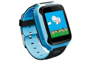 Детские умные часы Smart Baby Watch G900A с GPS  синие Kronos (gr_009450)