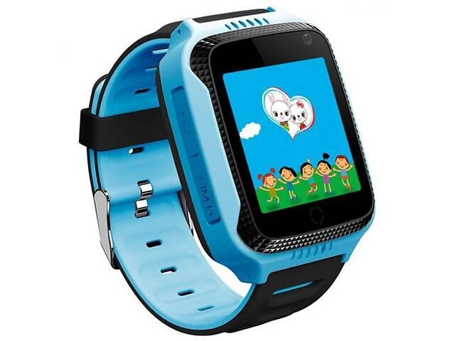 бу Детские умные часы Smart Baby Watch G900A с GPS  синие Kronos (gr_009450) в Киеве