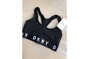 DKNY хлопковый, повседневный топ