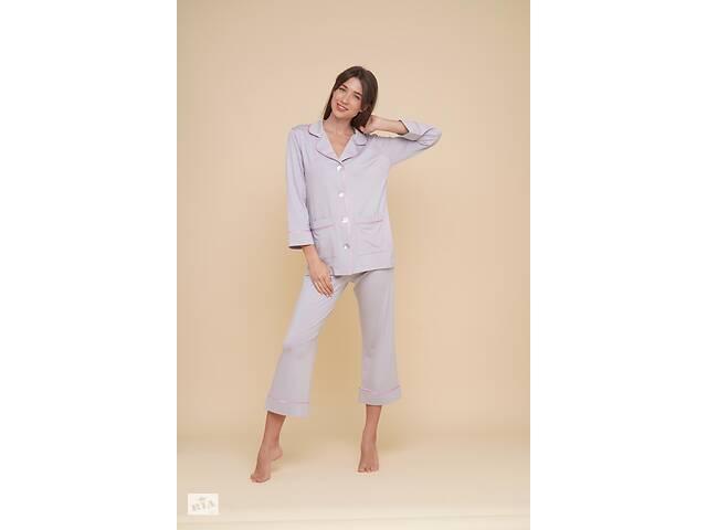 Домашний костюм женский MODENA MOD DK151-6 S Серый- объявление о продаже  в Києві