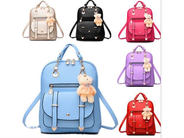 Элитные рюкзаки Candy Bear для школы- объявление о продаже  в Харькове