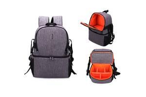 Фоторюкзак сумка портфель фото рюкзак для фотоапарата