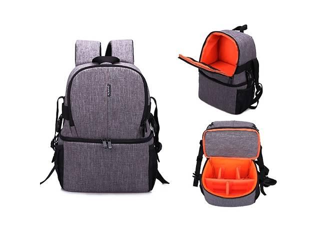 Фоторюкзак сумка портфель для фотоаппарата фото рюкзак- объявление о продаже  в Харькове