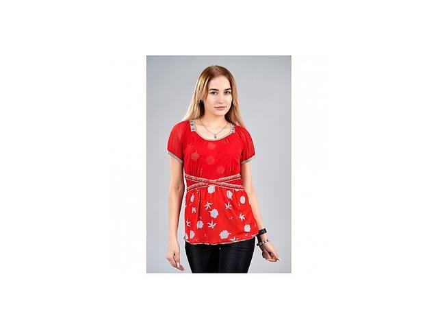 Футболка блуза жіноча р. 44-46.Від 5шт по 20грн - Жіночий одяг в ... 306907130a4b7