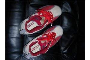 Фирменные кроссовки Caterpillar, USA. Размер 37