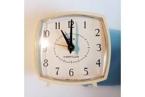 Годинник Westclox (USA) механічний вінтаж