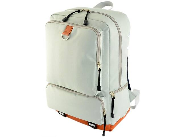 продам Городской  рюкзак Traum 7042-16, светло-серый на 19 л из полиэстера бу в Киеве