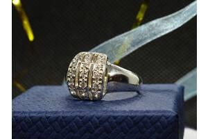 Кольцо женское серебряное (925 проба)