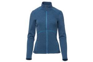 Кофта жіноча Turbat Porto Wmn XS Blue Melange (012.004.1599)